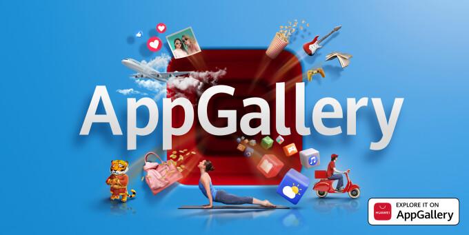 Magazinul de aplicații HUAWEI AppGallery poate fi instalat pe toate smartphone-urile cu Android. Aplicațiile personalizate
