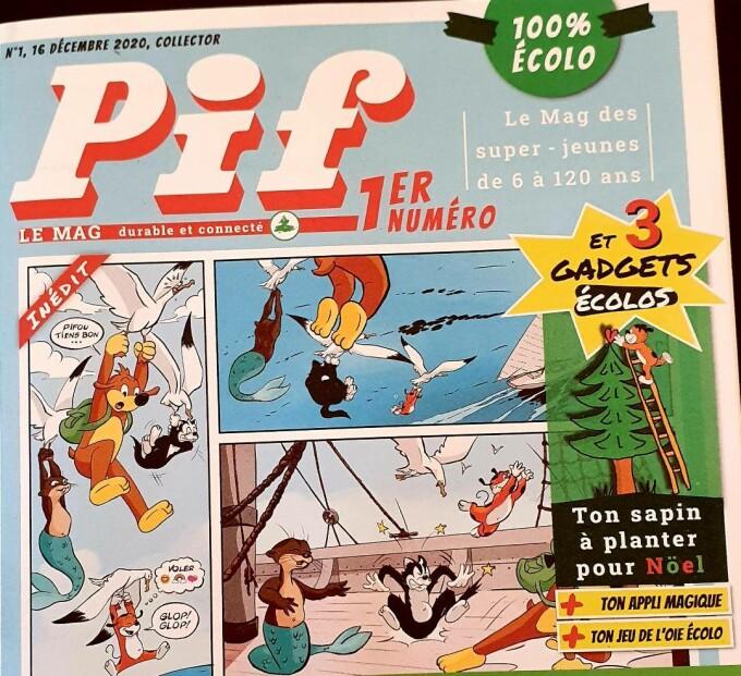 revista Pif