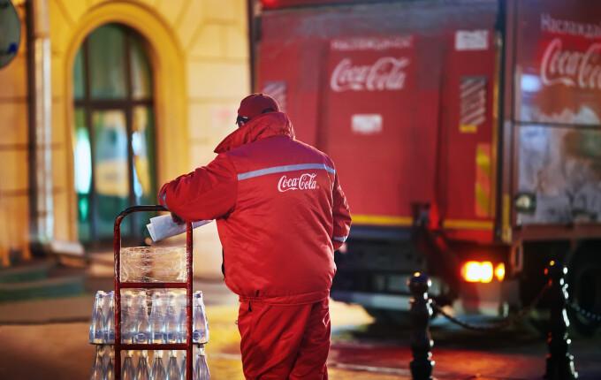 Angajat Coc-Cola