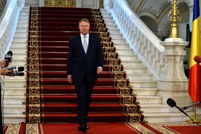 Preşedintele Klaus Iohannis, consultări cu partidele pentru desemnarea candidatului la funcţia de prim-ministru