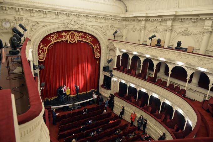 Teatrul Odeon