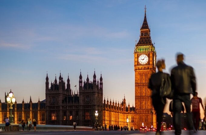 Londra, Marea Britanie, Brexit