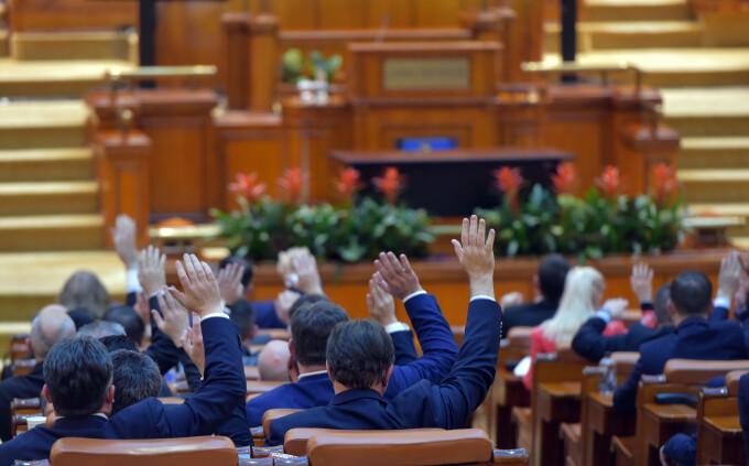 Parlament, parlamentari
