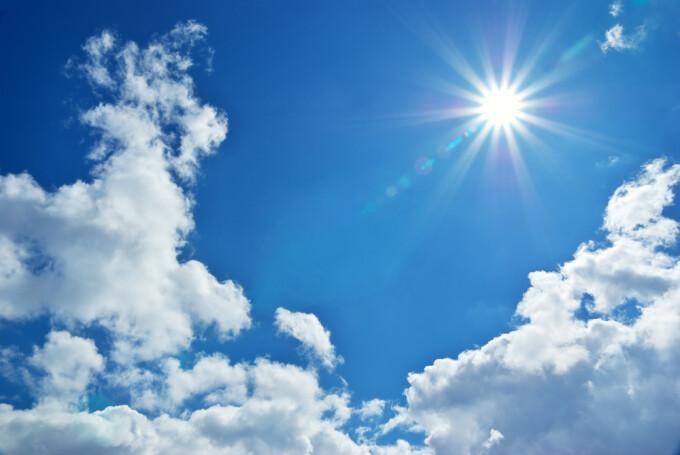 vremea soare