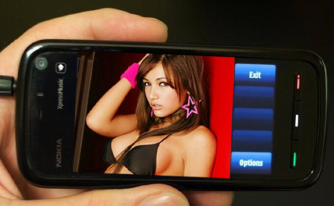 telefon porno