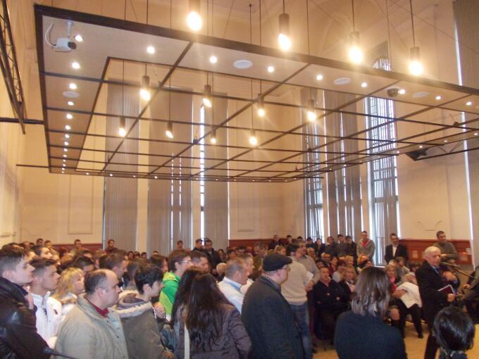 dezbatere Primaria Timisoara