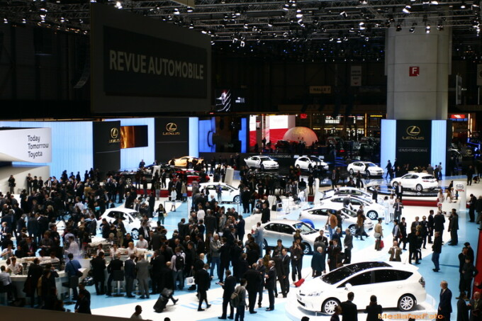 salon auto Geneva