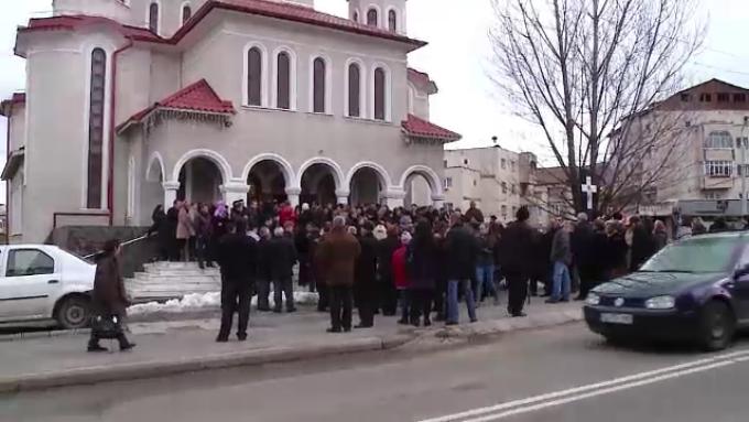 protest biserica