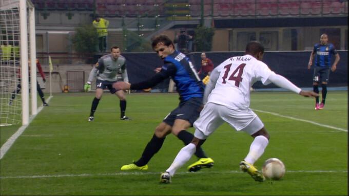 Inter Milan - CFR Cluj
