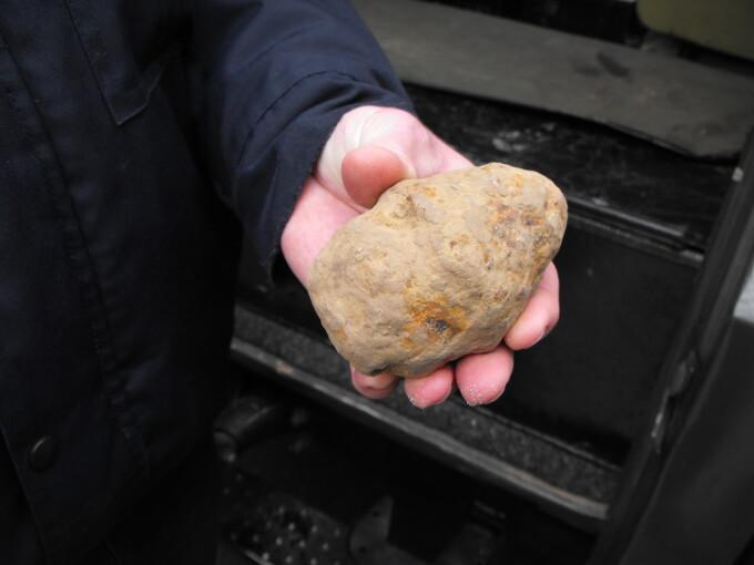 grenada in sac de cartofi