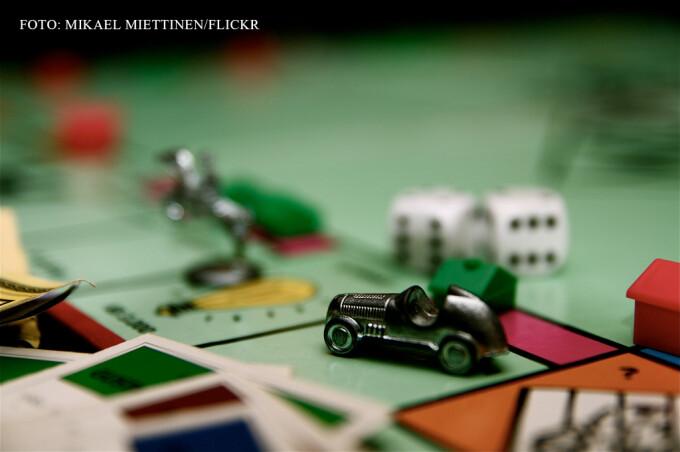 tabla de Monopoly