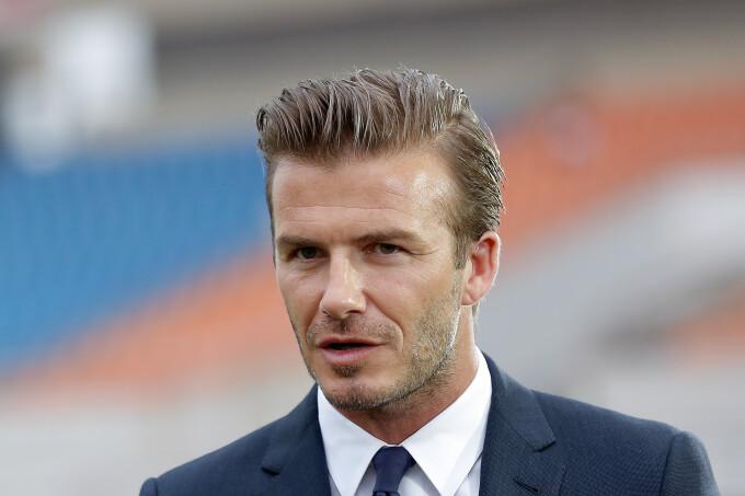 David Beckham - Getty