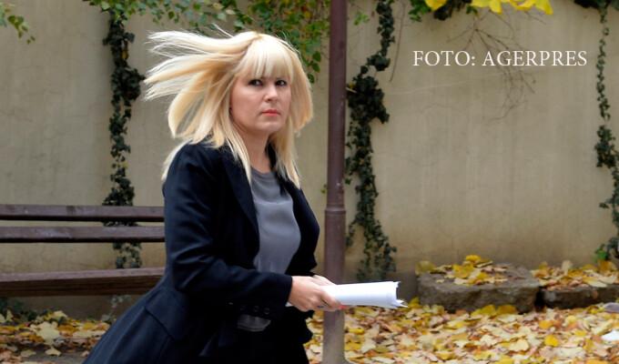Elena Udrea soseste la sediul Inaltei Curti de Casatie si Justitie (ICCJ) unde se dezbate un nou termen in dosarul 'Gala Bute'