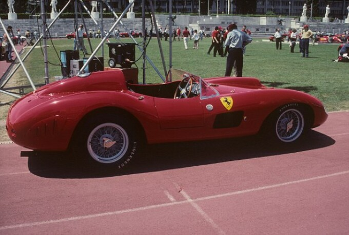 Ferrari, anii '50