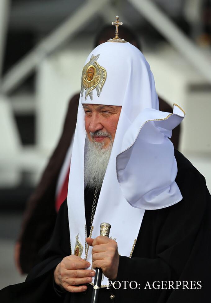 patriarhul Kiril al Rusiei in CUba