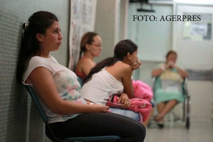 gravide se testeaza de Zika in Columbia