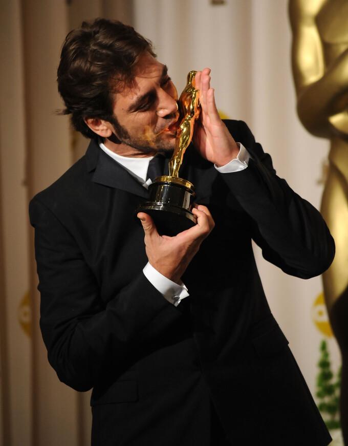 Javier Bardem Oscar