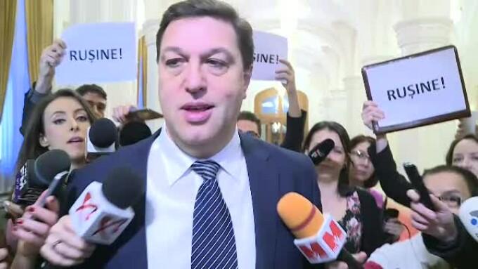 USR si Serban Nicolae