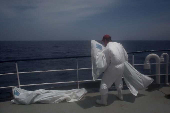 migranti inecati Mediterana