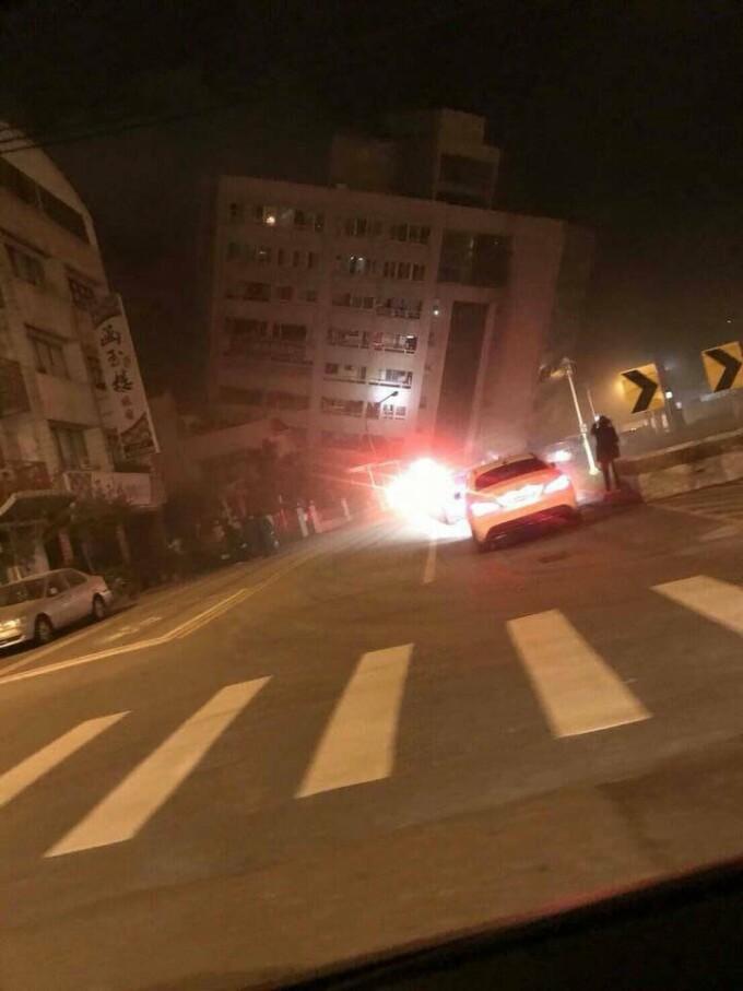 Cutremur Taiwan
