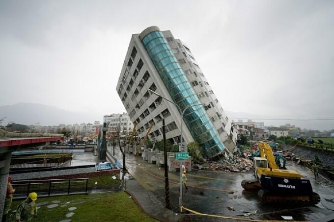 Cutremur în Taiwan