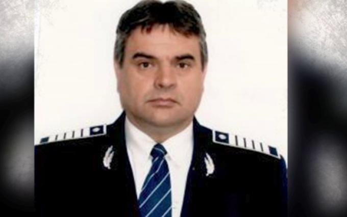 şeful de post din Vişeu de Jos, Gheorghe Nistor
