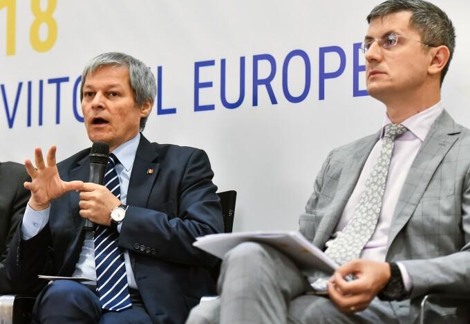 Dacian Ciolos, Dan Barna