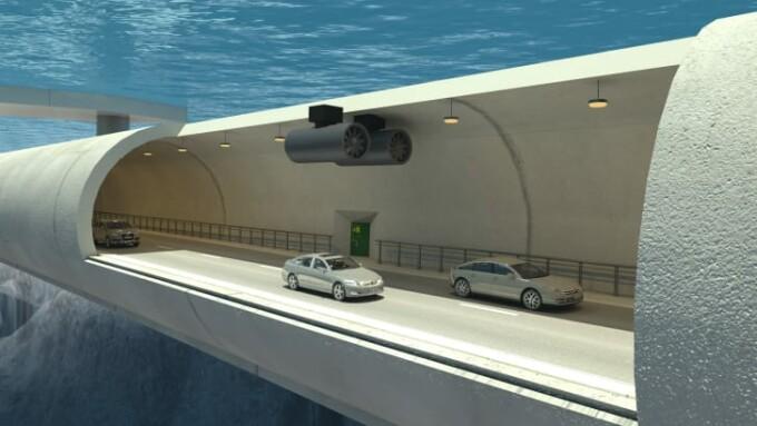 Tunel Norvegia