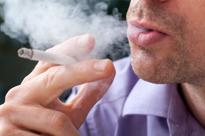 Fumat tigari