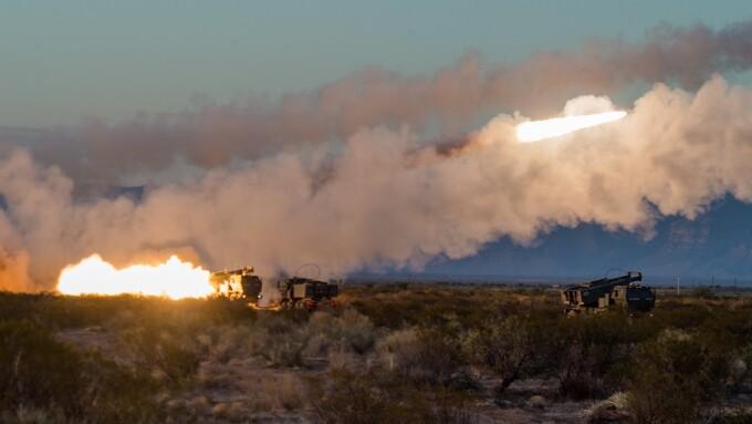 sistem de rachete HIMARS
