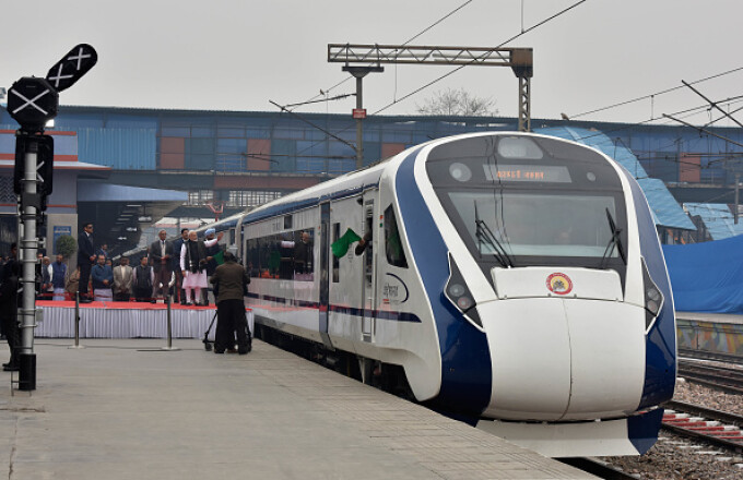 india, tren, mare viteaza