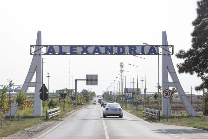 Teleorman, Alexandria