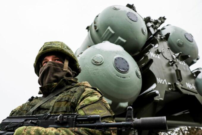 sistem de rachete rusesc S-400