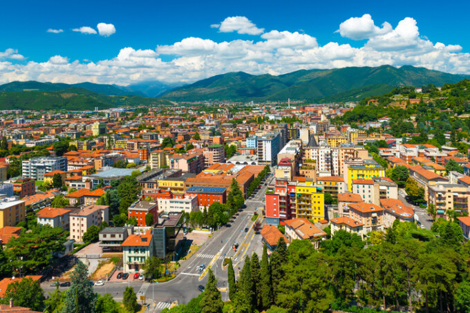 blocuri din Brescia