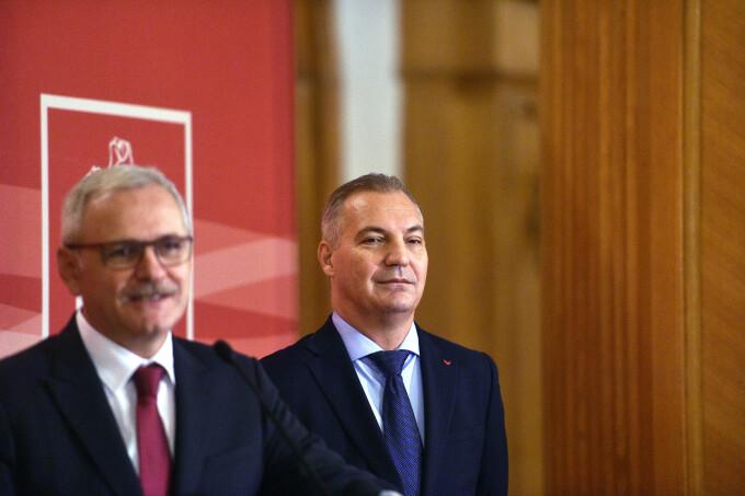 Liviu Dragnea, Mircea Draghici