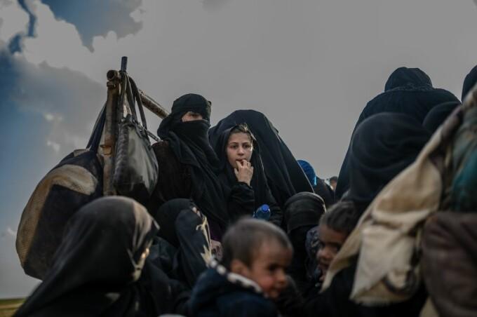 jihadisti capturati, ISIS