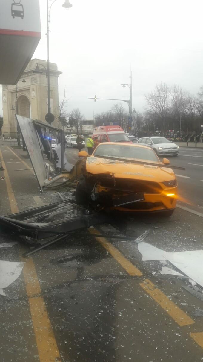 accident constatin prezan