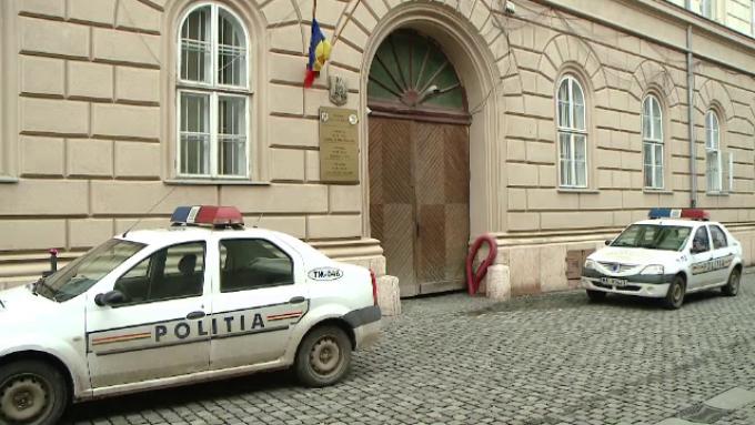masini de politie Timisoara