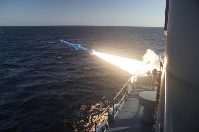 racheta de croaziera Iran