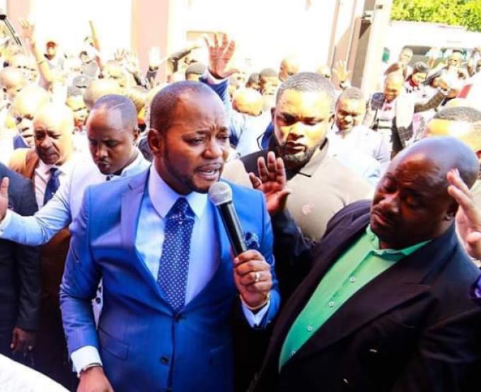 pastor Africa de Sud