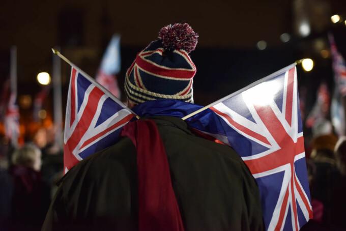 Cum au sărbătorit britanicii Brexitul - 13