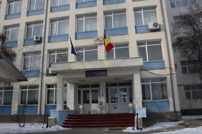Liceul tehnologic General de Marină Nicolae Dumitrescu Maican Galaţi