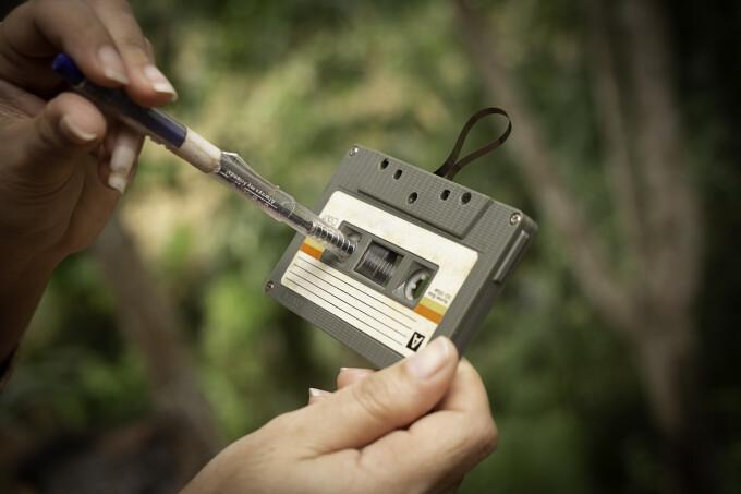 caseta audio