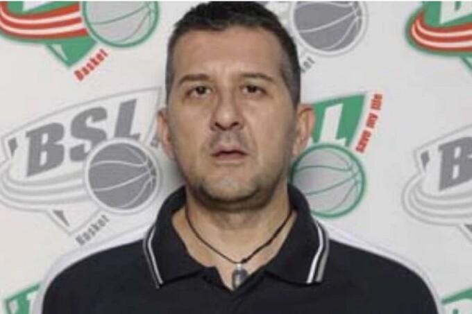 Antrenorul Alessandro Lunati
