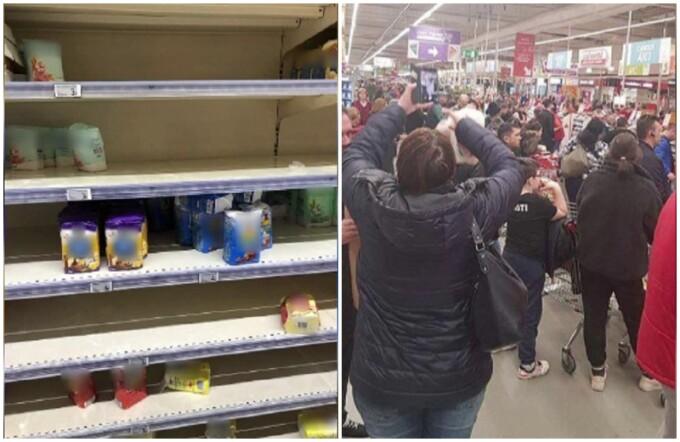 Cât timp ar ajunge stocurile de alimente dacă România și-ar închide granițele