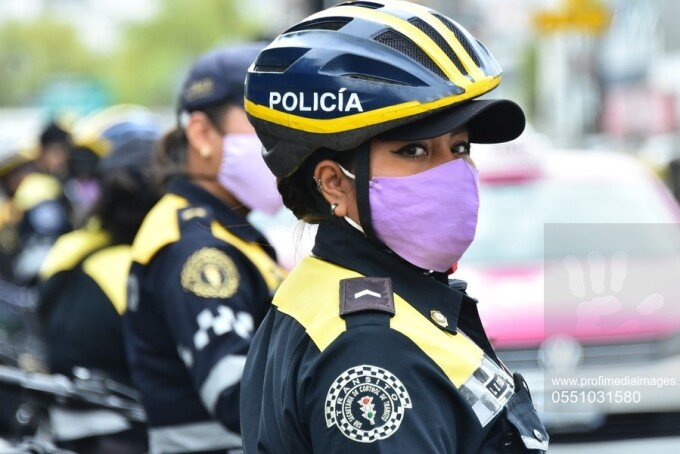 politia, Mexic