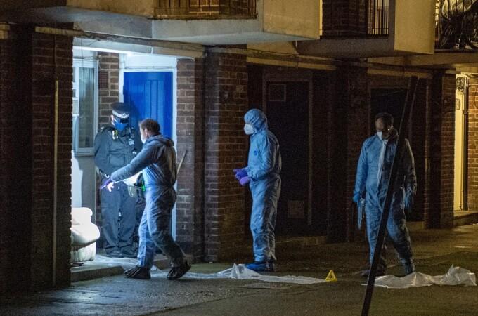 Serie de atacuri cu cuțitul la Londra