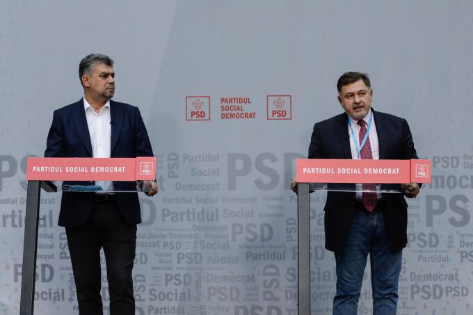 Marcel Ciolacu: Dacă trece moţiunea de cenzură vom veni la putere. Propunerea PSD pentru prim ministru este Alexandru Rafila