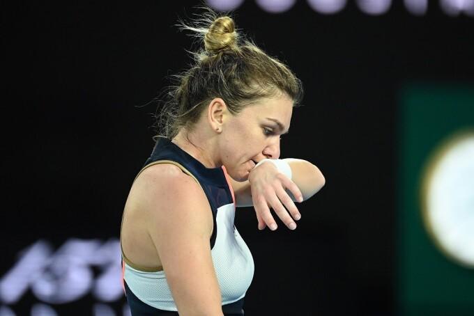Simona Halep a fost învinsă de Serena Williams cu 2-0 în sferturile Australian Open