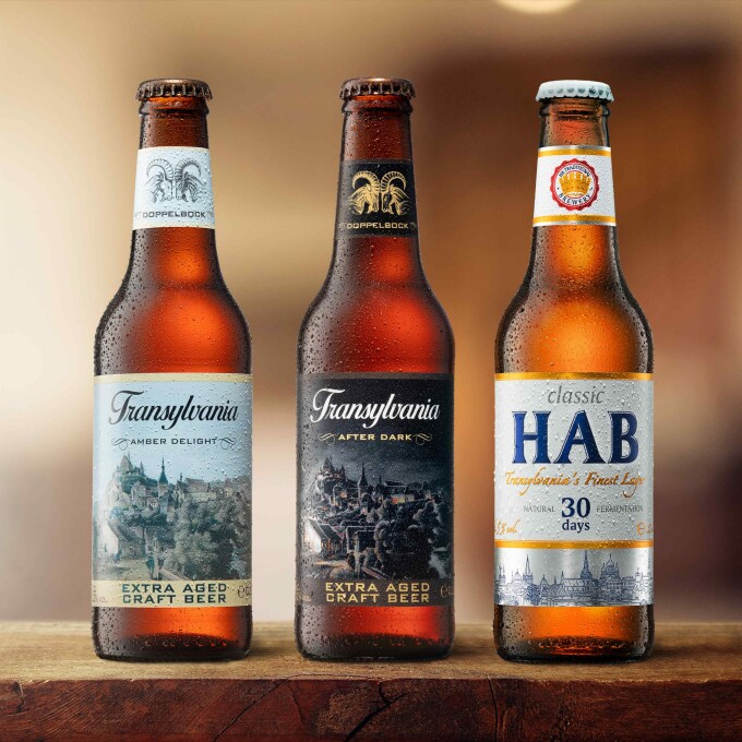 (P) Transylvania Beer, singura bere românească premiată la European Beer Challenge Londra 2020